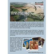 Village Plan Leaflet