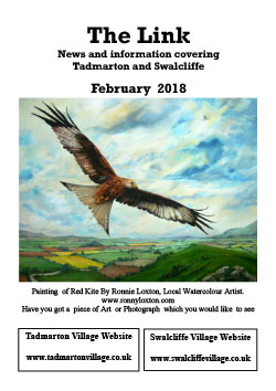 The Link News and information covering Tadmarton and Swalcliffe February 2018-1