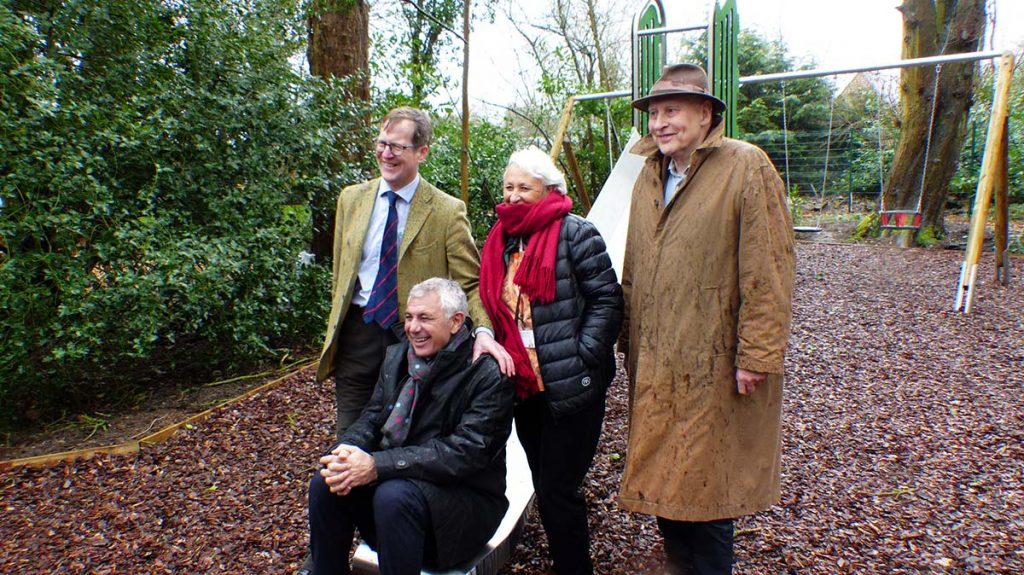 Swalcliffe Woodland Play Park Opening