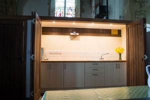 Swalcliffe Church Kitchen